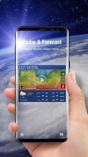 Weather Radar & 5 Day Weather Forecast - náhled