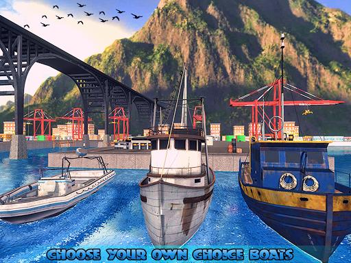 Fishing Ship Simulator 2020 : Fish Boat Game painmod.com screenshots 10