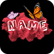 3D Smoke Effect Name Art Maker game APK