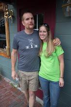 Photo: Matt and Heather