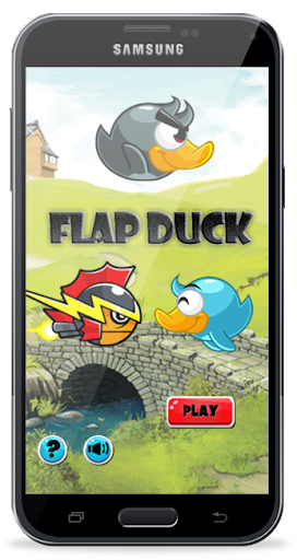 Flap Duck