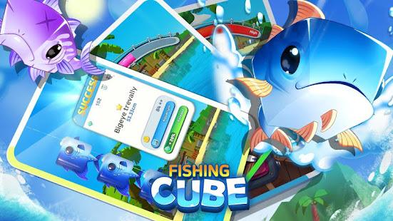 Fishing Cube