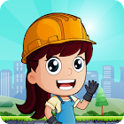 Painter Patty – Super Run & Jump Arcade Platformer icon