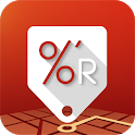 SALE'R navigator on deals icon