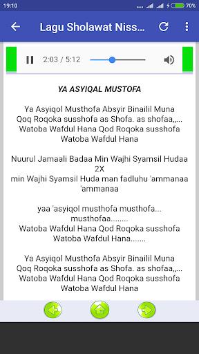 Sholawat Ahmad Ya Habibi : sholawat, ahmad, habibi, Sholawat, Ahmad, Habibi, Nissa, Sabyan, Offline, Version, Apk.plus
