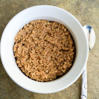 Chocolate Peanut Butter Oatmeal Recipe