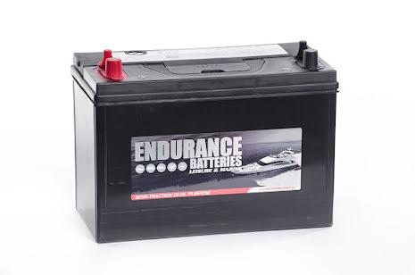Endurance Semi Traction 12v 105Ah
