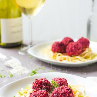 Chickpea Meatballs Pasta Recipes