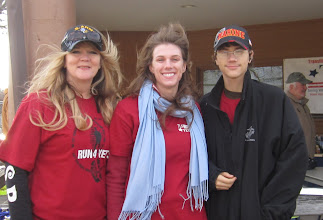 Photo: Part of the great voluntee group helping out today