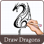 How To Draw Dragon APK icon