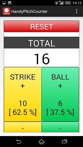 ピッチング投球カウンター|玩運動App免費|玩APPs