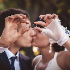 Wedding photographer Valentin Yumatov (iumatov). Photo of 15.12.2017