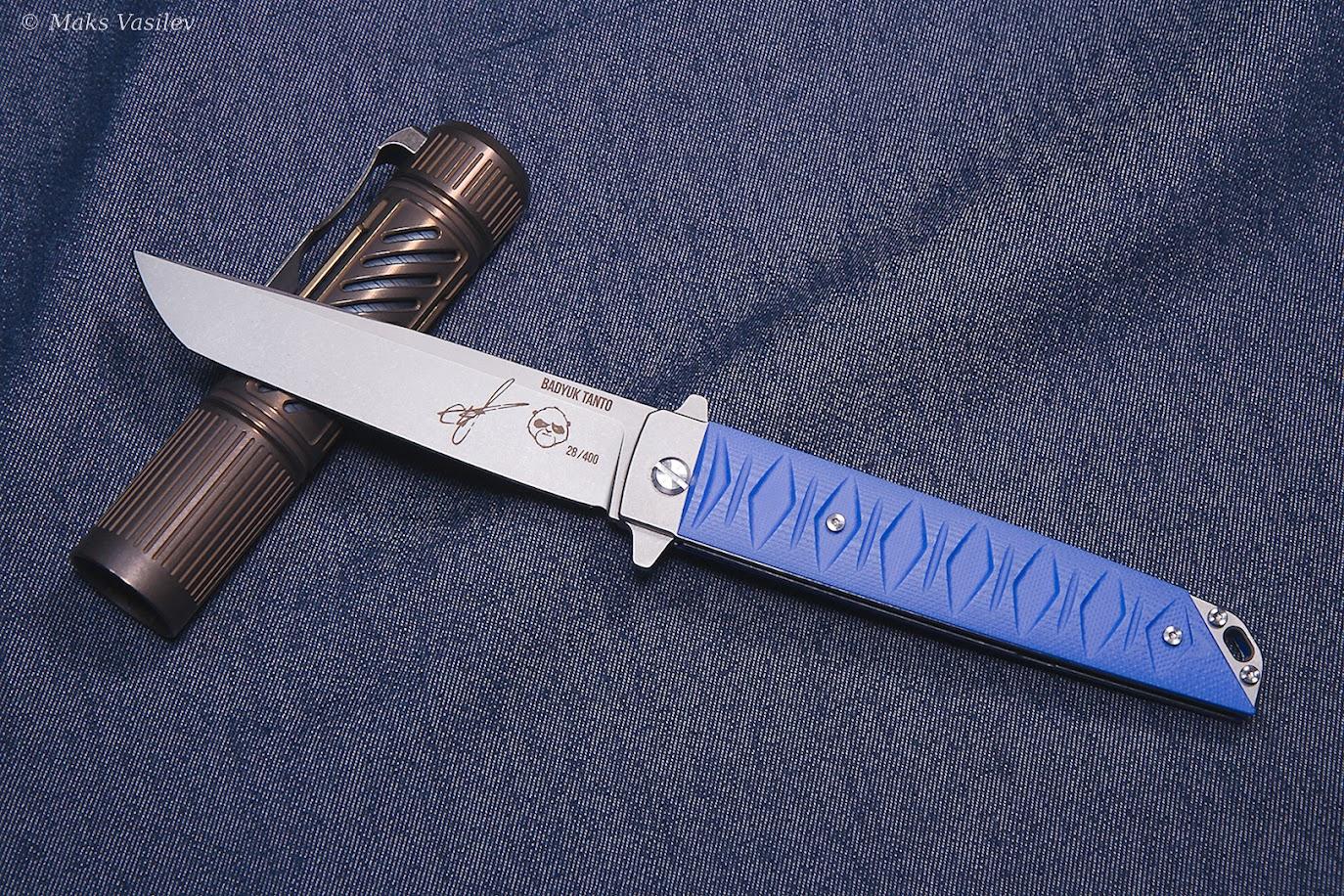 фото логотипов ножей