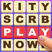 Kitty Scramble: Word Finding Game