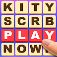 Kitty Scramble: Word Finding Game apk