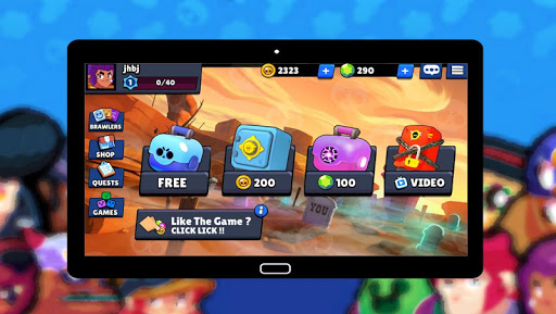 Mega Box Simulator For Brawl Stars 2020 screenshots 4