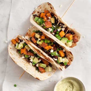 Vegetarian Avocado Tacos Recipes.