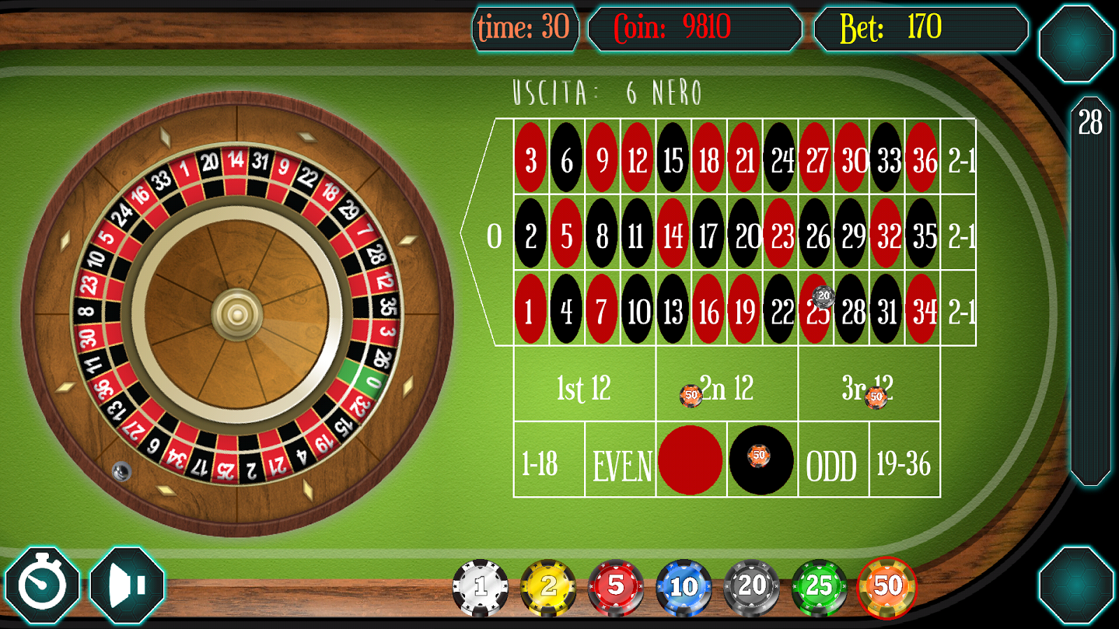 Casino Roulette In Porec