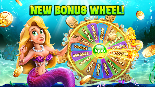 Gold Fish Casino Slots - FREE Slot Machine Games apkpoly screenshots 1