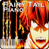Tải Anime Fairy Tail Piano Game miễn phí