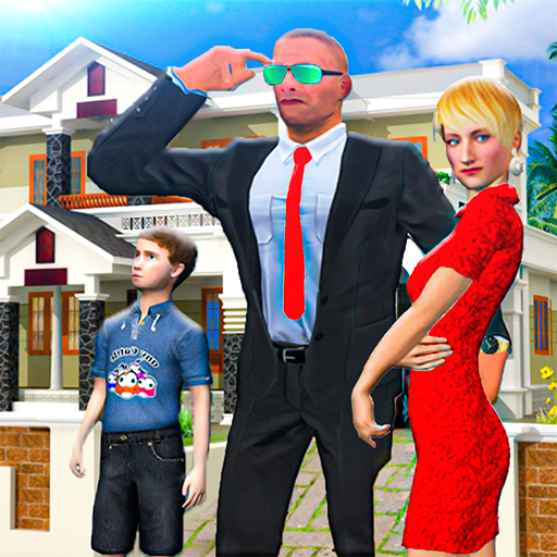 Baixar Real Life Rich Family: Billionaire Life Simulator para Android