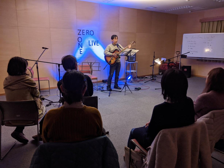 11月30日 おぶすまZero Zone Live vol.307
