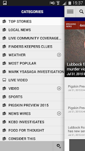 KCBD News 11- screenshot thumbnail