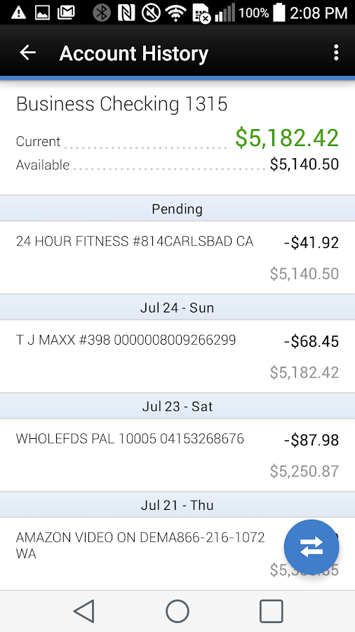 Hudson Valley FCU Mobile- screenshot