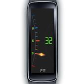 Gear Fit Hybrid Clock RW