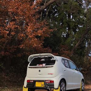 アルトワークス HA36S 4WD・5MTのカスタム事例画像 ゆずきらむさんの2018年12月01日14:11の投稿