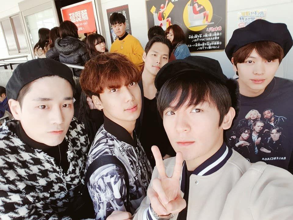 yook sung jae 95 friends