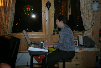 Photo: Foldfjorden, desember 2008