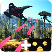 Phalanx VR Virtual Reality AR Shooter Sci Fi Game Android APK Download Free By Evader