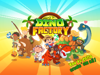 Dino Factory MOD 1.2.2 (Unlimited Money) APK 7