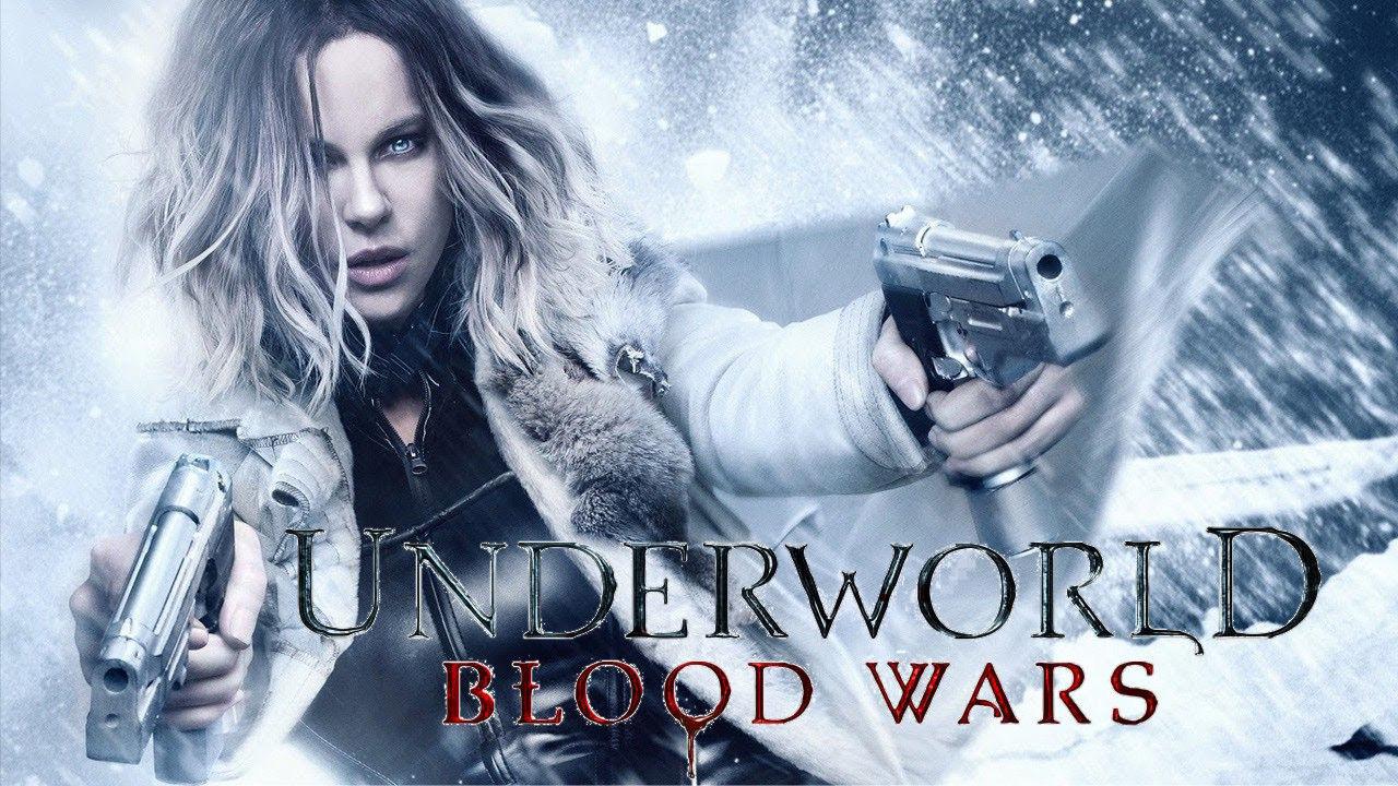 Underworld: Blood Wars movie poster