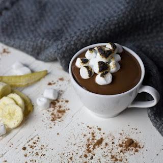 Banana Hot Chocolate.