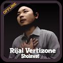 Sholawat Rijal Vertizone Lagu Terbaru Offline icon