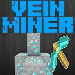 Vein Miner Mod MCPE