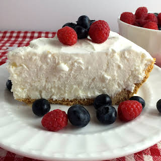 Frozen Lemonade Pie.