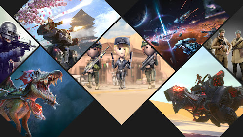 Battle Royale: FPS Shooter Mod