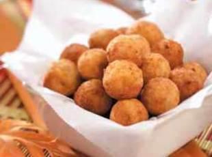 Fried Mashed Potato Balls Recipe