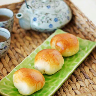 Chinese Bao ~ Indian Style