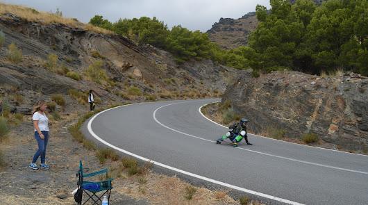 Velefique reúne a casi 200 'riders' de Europa y América