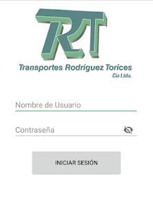Transporte Rodriguez Torices - náhled