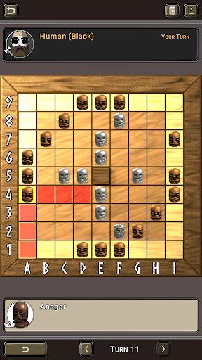 Hnefatafl 3.41 screenshots 5