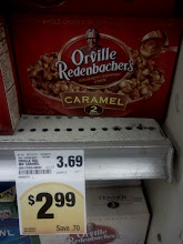 Photo: I also wanted Caramel popcorn for my snack recipe.