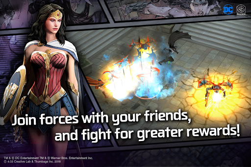 DC UNCHAINED screenshot 20