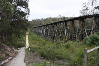 Photo: Year 2 Day 159 - Another View of Stony Creek Tressle Bridge