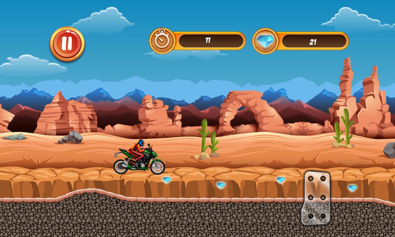 vehicles and cars kids racing screenshot