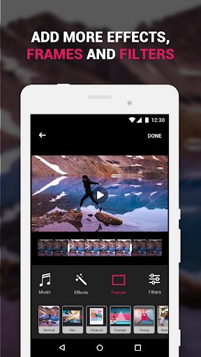 ud83dudd25Efectum u2013 Capturas de pantalla de cámara lenta, cámara inversa, video rápido 4